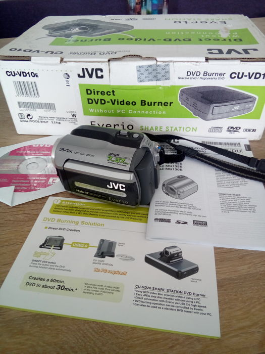JVC CU-VD10 DRIVER FOR WINDOWS 10