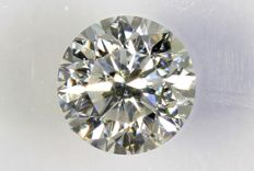0.30 ct – Brilliant cut diamond – H,SI1.
