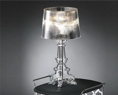 Bourgie Tafellamp Kartell : Bourgie table lamp u bello spazio