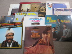 JAZZ  Various Artists - lot of 11 very nice LP's from the sixties and seventies