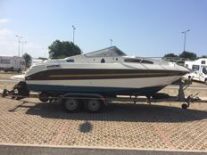Arturo Stabile STAMA 20, 4.3GL Volvo Penta speed cruiser - 2000  (including trailer Pega 2700)