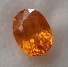 Spessartite Garnet – 2.08 ct – No Reserve Price