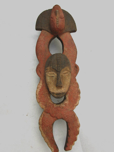 Great IJAH Mask - Nigeria