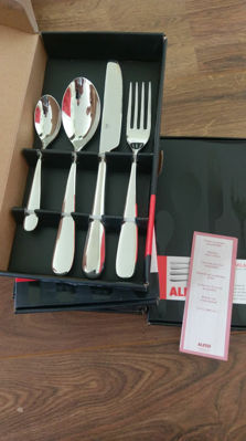 Alessi cutlery set 48 pieces