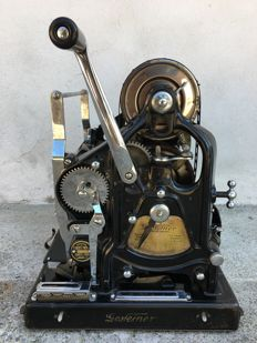Gestetner's Cyclostyle