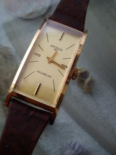 APOLLO 160 - SWISS mechanical women's watch from the 1970s.