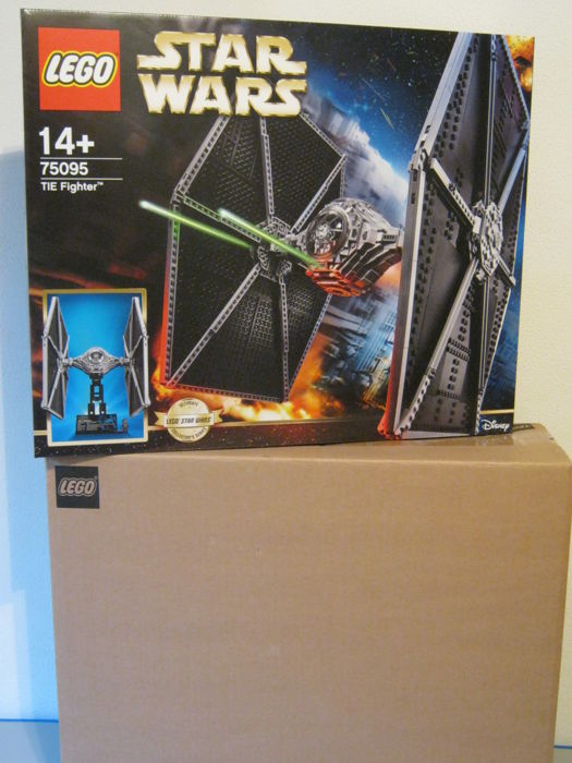 Star Wars - 75095 - TIE Fighter