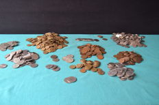 Lot of Portuguese coins ( 4.5Kg )