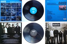 """Oasis Lot Of Two  LP's  """"Acoustic Glory""""  &  """"Legendary Unplugged Show""""  -  The Gallagher Twins Showcase ? !"""
