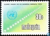 25 years of UN