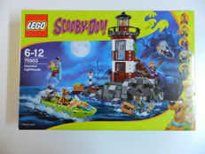 Scooby-Doo - 75903 - Haunted Lighthouse  NUOVO