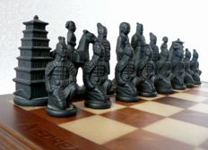 Chess - Warriors of Xian.
