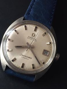 Omega — Seamaster-Cosmic — 166023 — Men — 1970-1979
