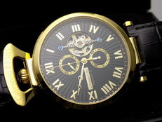 Calvaneo 1583 - VENEDI GOLD BLACK - Automatic men's wristwatch - 2011/present