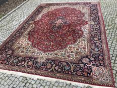 Old PERSIAN Tebriz RUG Hand knotted 350x250 cm