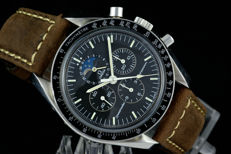 Omega — Speedmaster Professional Moonwatch Moonphase — Ref 3576.50.00 — Men — 2000-2010