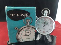 TIM Vintage Cockpit Timer / Stopwatch -- Swiss Made -- 1960s -- Mint condition
