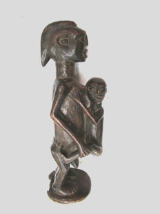 Superb TIKAR Figurine - Cameroon