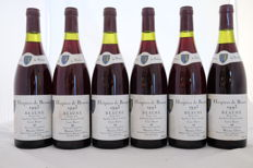 1993, Beaune, Premier Cru Cuvee Brunet - Hospices de Beaune , Cote de Beaune, France, 6 Bottles.