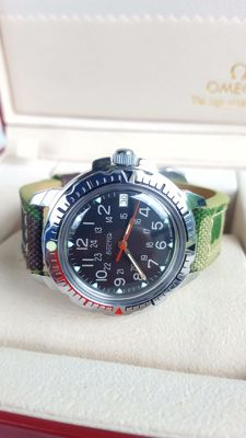 Vostok — Military Russian  Aviation Edition -1990's (never worn)