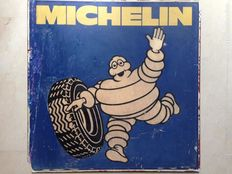 Original vintage Michelin Bibendum sign- second half of the 20th century