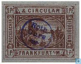 City of Frankfurt (with print Noth Curs)