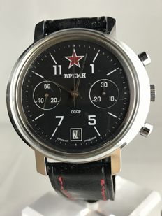 ВРЕМЯ Chronograph 3133 –  Unsold stock