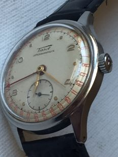 TISSOT -ANTIMAGNETIQE POINTER DATE- Ultra Rear