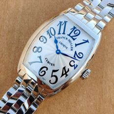 Franck Muller Master of Complications  Curvex – Men´s Watch – 2000-2010