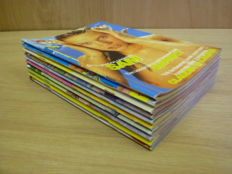 Pornography; Lot with 10 issues of Seventeen Magazine - 2005