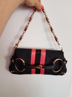 Gucci - Guccissima snaffle bit by Tom Ford - handbag / shoulder bag