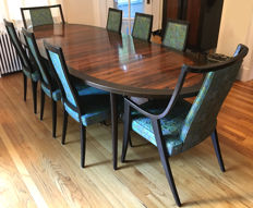 Harvey Probber - Mid-Century Modern Dining and Chairs