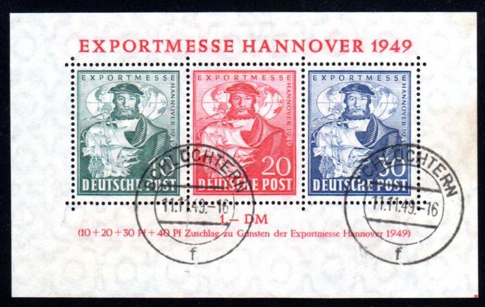 Allied occupation -- 1949 --