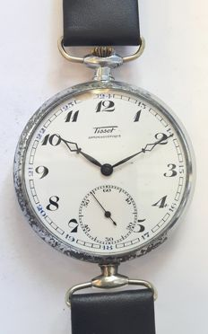 Rare marriage wrist watch Tissot - Switzerland, 1920s