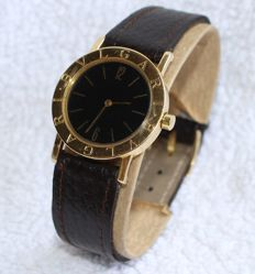 Bvlgari BB 30 GL Quartz 18k Solid Gold  - Ladies Watch - 1990 Years