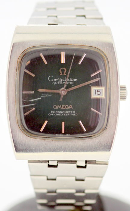 Omega - Constellation Chronometer Automatic, Circa.1960's