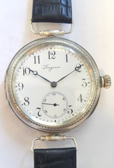 Longines, early marriage wristwatch, Switzerland, 1910s