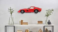 Halmo Collection Ferrari 250 GTO plexiglass model