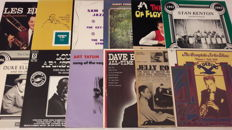 Lot of 12 Jazz /Swing Records
