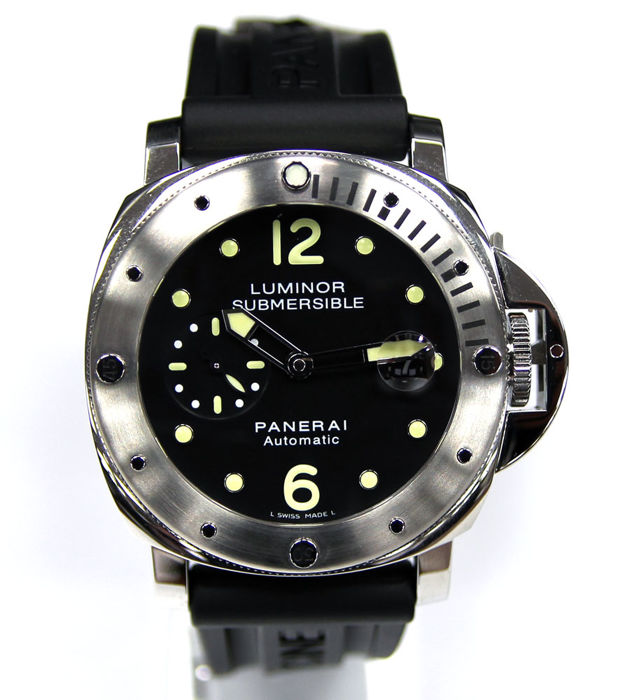 Panerai - Luminor Submersible - Royal Navy Divers Clearance - Limited Edition (Number 49 Of 50) - PAM00664 - Heren - 2016
