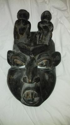 Mask of fertility and marriage