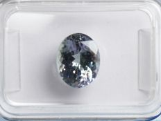 Zoisite – 2.37 carats – No reserve price