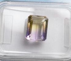 Ametrine - 2.16 ct - No reserve price.