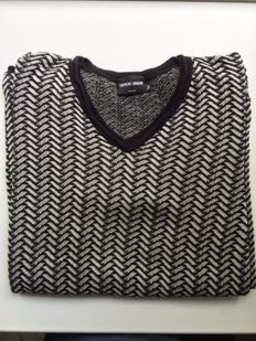 Giorgio Armani/Black Label - Knitted Sweater