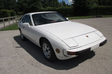 Porsche - 924 Targa - fuel injection - 1978