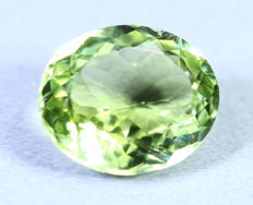 Green Amblygonite - 2.01 ct  - No reserve price