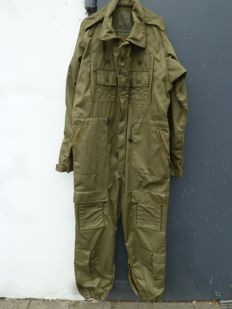 Tank overall Coverall AFR FR