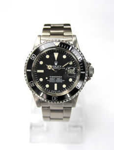 Rolex - Submariner - Men's - 1977