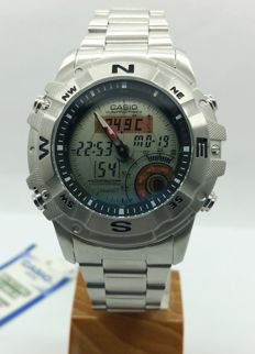 CASiO Outgear Digi-Ana Multifunctionel Wristwatch — new!