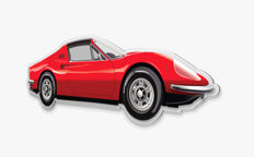 Halmo Collection - Ferrari 246 GTS plexiglass model